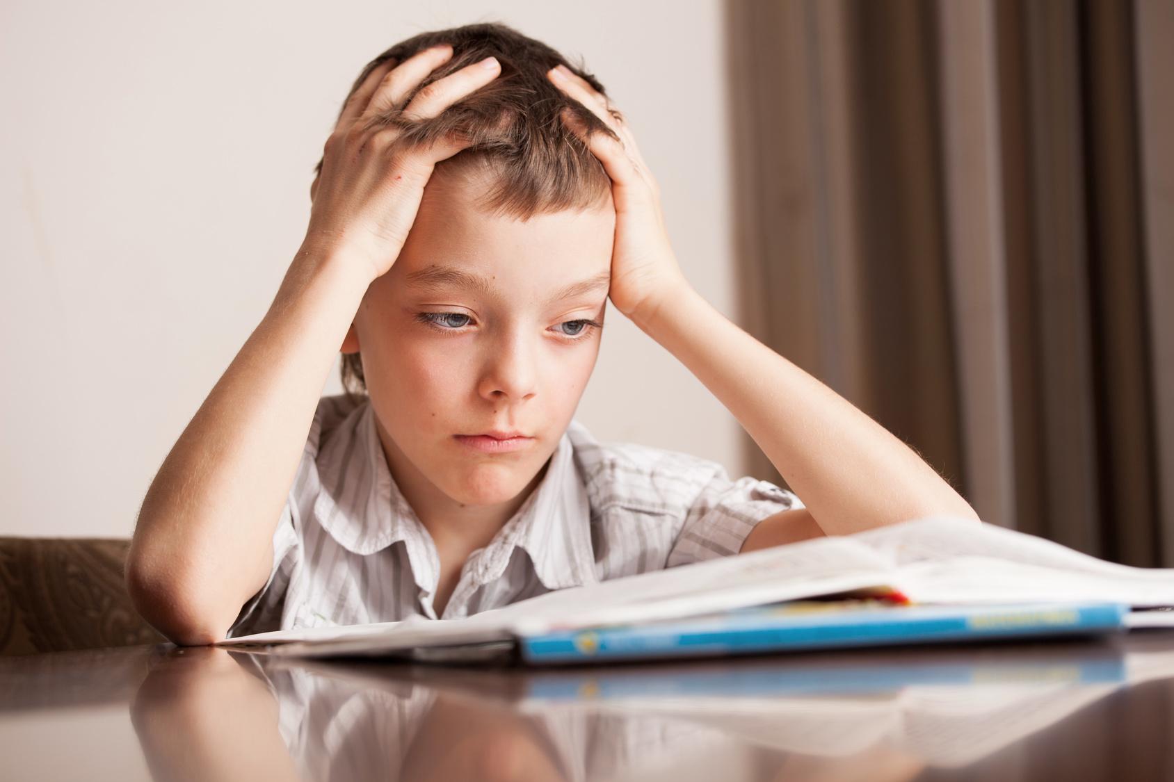 Mon Enfant N Aime Pas Lire Que Faire Parents Du 21eme